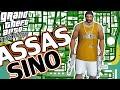 Download GTA SAN ANDREAS 100% - Pegando Perícia & Territórios - Assassino (87) In Mp4 3Gp Full HD Video