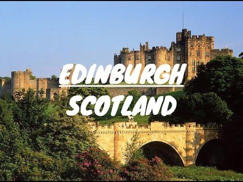 Scotland Travel Log