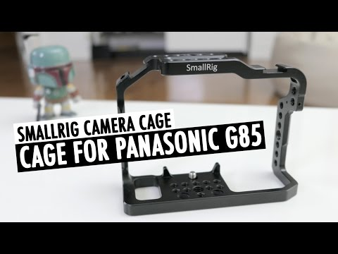 Review: SmallRig Camera Cage for Panasonic G85/G80 | RehaAlev