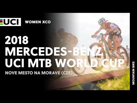 2018 Mercedes-Benz UCI Mountain bike World Cup - Nove Mesto na Morave (CZE) / Women XCO