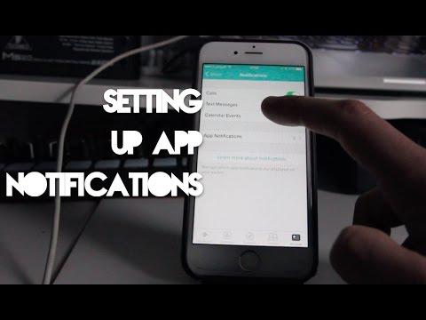 Tutorial: Setting Up Third Party Notifications on a Fitbit Blaze