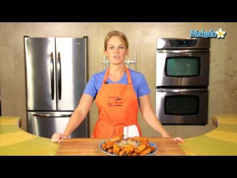 How to Make Hot Mustard Dipping Sauce for Chicken Wings