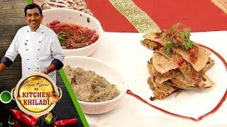 Sanjeev Kapoor Ke Kitchen Khiladi - Episode 79 - Dhamaka Tako