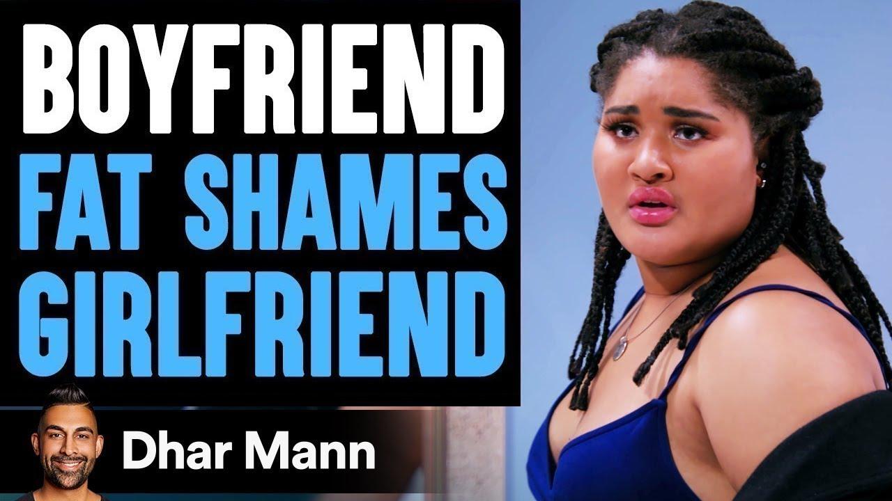 Boyfriend Fat Shames His Girl At Restaurant, Lives To Regret It | Dhar Mann