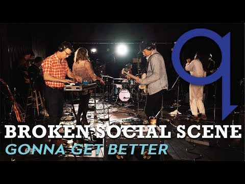 Broken Social Scene - Gonna Get Better (LIVE)
