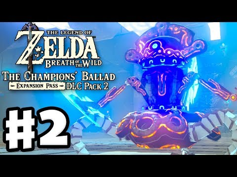 All Shrines Complete! - The Legend of Zelda: Breath of the Wild DLC Pack 2 Gameplay