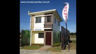 Lumina Homes Angeli Duplex For inquiry, Contact: Fors Binabay Smart