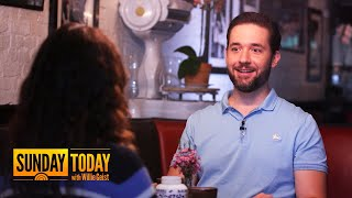 Reddit Co-Founder Alexis Ohanian Focusing On The Elderly In New Venture | Sunday TODAY