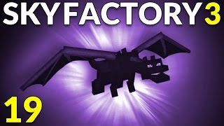 Sky Factory 2 5 :: Episode 17 - Going to The End! :: (Minecraft
