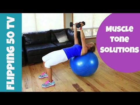 Muscle Loss Prevention and Tone-Enhancing Answers | Flipping 50 TV