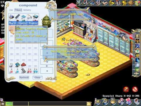 Wonderland Online Tear Staff