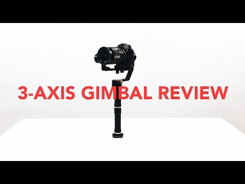 Zhiyun Crane Handheld Gimbal Review for Wedding Filmmakers