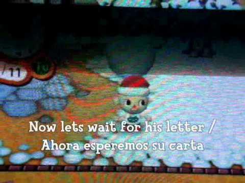 Animal Crossing City Folk: Snowman / Copito