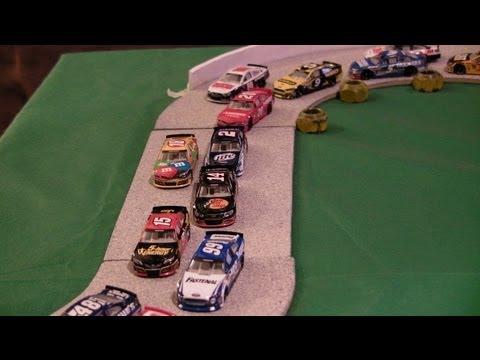 2013 NASCAR Stop Motion Road Course Race