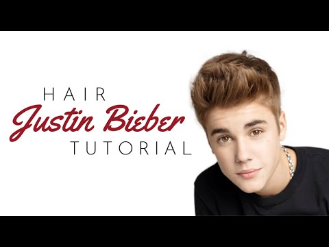 Justin Bieber - Men's Haircut Tutorial - TheSalonGuy