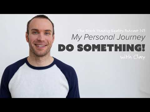 STR 163: My Personal Journey – Do Something! (audio only)