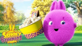 Cartoons for Children | SUNNY BUNNIES - MOVIE TIME | Funny Cartoons For Children