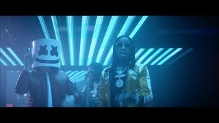 Migos & Marshmello - Danger (from Bright: The Album) [Music Video]