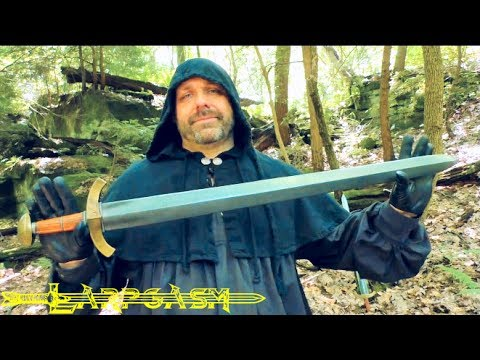 Larp Weapon Review - Squire Long Sword (Hybrid) by Epic Armoury Unlimited