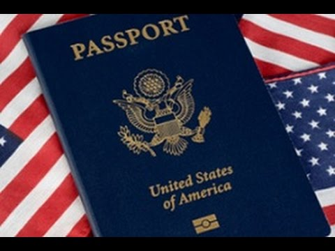 D. I. Y.  American National Passport