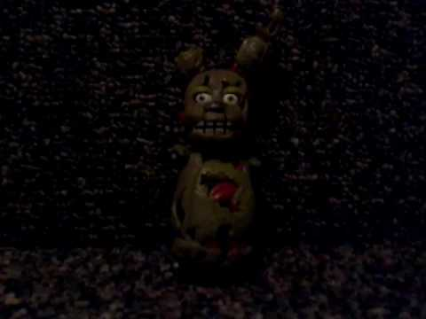 Takeing a look at our friend springtrap