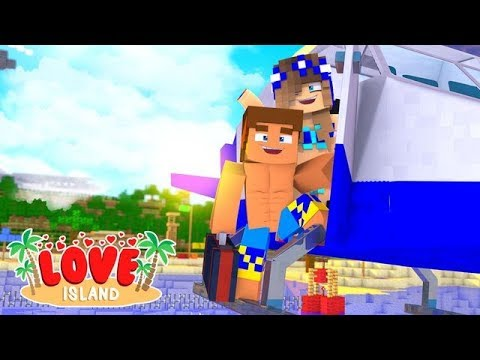 LITTLE CARLY AND LITTLE DONNY LEAVE LOVE ISLAND TOGETHER?! (Minecraft Love Island)
