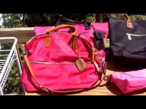 My nylon handbag an accessories collection