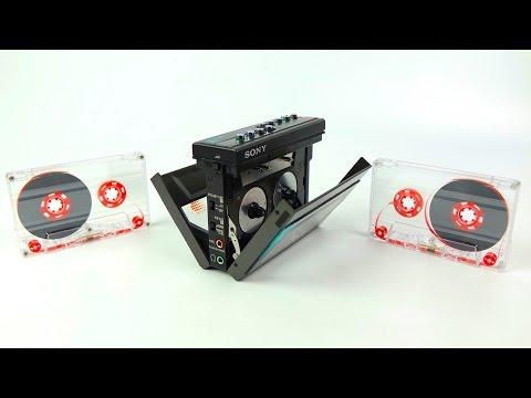 'Repairing' the unique Twin Tape Sony Walkman
