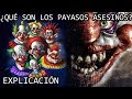 ¿Qué son los Payasos asesinos del espacio exterior? EXPLICACIÓN | Los Killer Klowns EXPLICADOS