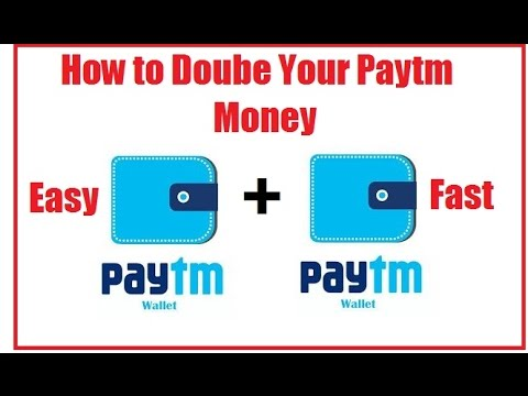 How to double your Paytm money