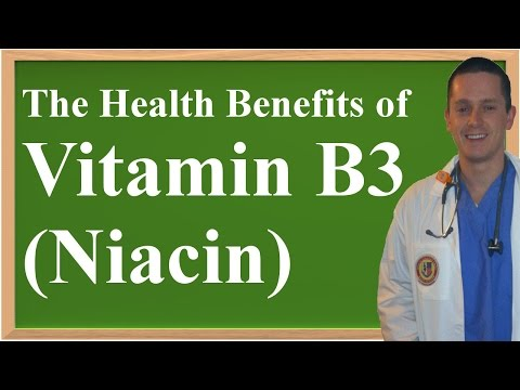 The Health Benefits of Vitamin B3 (Niacin)