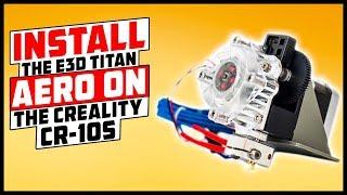 EPF Fang & Noctua Fan mod for Creality CR-10!