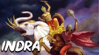 Indra: The God of the Heavens and Lightning - Mythology Dictionary - See U in History