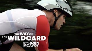 THE IRONMAN SET FREE: John McAvoy