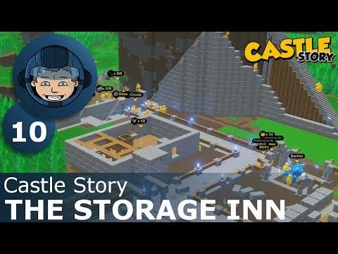 THE STORAGE INN - Castle Story: Ep. #10 - Gameplay & Walkthrough