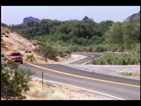 Oatman, Arizona -- Route 66