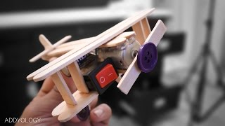 How to Make a Electric Plane