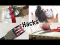 8 Cool Craft/Sewing Hacks You Should Try