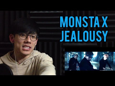 MONSTA X - JEALOUSY MV REACTION | MONSTA X
