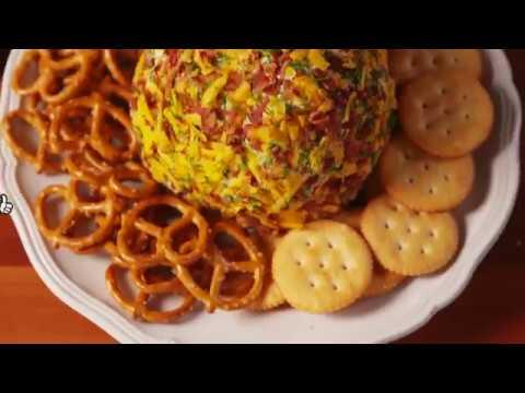 Dill Pickle Cheeseball | Delish