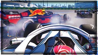 THE FASTEST DISQUALIFICATION IN F1 HISTORY?! | F1 2018 Game Online
