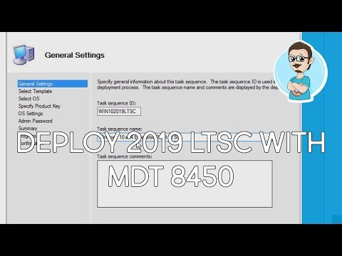Deploy Windows 10 Enterprise 2019 LTSC with MDT 8450 | Step-by-Step Instructions!