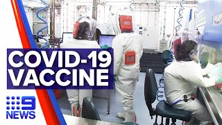Coronavirus: Vaccine breakthrough around the corner | Nine News Australia