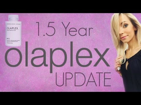 OMG Olaplex Results -  Update 1.5 Years Later!