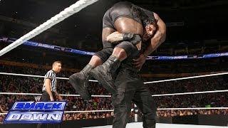 Roman Reigns vs. Mark Henry: SmackDown, May 9, 2014