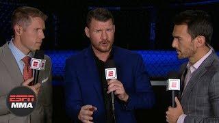 Recapping TKOs by Germaine de Randamie, Urijah Faber and Josh Emmett   UFC Fight Night   ESPN MMA