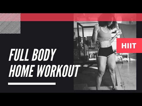 FULL BODY HOME WORKOUT| TONE & KEEP YOUR CURVES