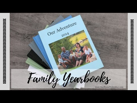 Family Yearbooks: A Modern Journal