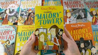 Malory Towers 12 Book Collection - Enid Blyton