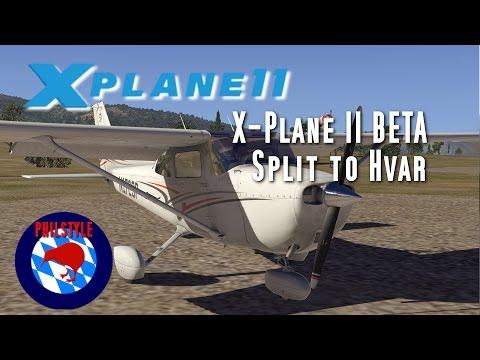 Xplane 11 - EP12 - Split to Hvar